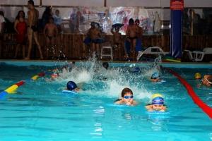 Cursuri de inot in bazinul Olimpia